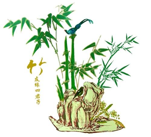 竹子的古代诗句_诗词鉴赏